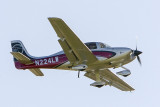 Cirrus SR22T N224LW