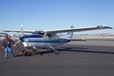Ken with the Cessna T210G Centurion N6824R