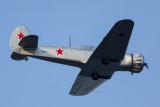 Yakovlev Yak-18  N54YK