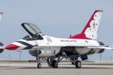 USAF Thunderbird #4 F-16C Fighting Falcon (Block 52)