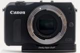 Canon EOS M Digital single-lens non-reflex AF/AE camera