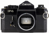 Canon F-1N  35mm Manual Focus SLR