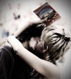 ..il bacio a Venezia..