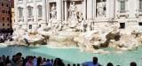 Rome day 4 - Trevi Fountain