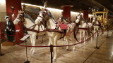 Carriage museum of Vatican city