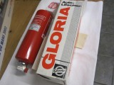 Gloria Portable Fire Extinguishers