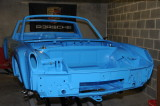 Philippe Dubois (Belgium) 70' Porsche 914-6 GT Project - sn 914.043.1083
