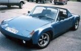 1972 Porsche 914-6 Factory M471 sn 914.243.0259