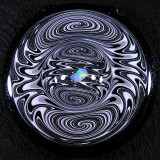 Electric Opposites Size: 2.97 x 0.55  Price: SOLD