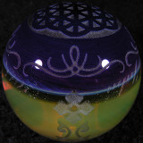 Sacred Sphere  Size: 1.24  Price: SOLD