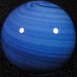 Lite BLue Gumball Size: 1.03 Price: SOLD