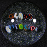 Glass Addiction Ransom Note  Size: 1.75:  Price: SOLD