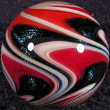 Suellen Fowler Marbles, Perfume Bottles and Tops For Sale