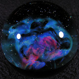 Rumble in the Cosmos Size: 1.95 Price: SOLD