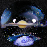 Scenic Saturn  Size: 1.39  Price: SOLD
