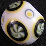 Artist Unknown, Twirlygigs  Size: 0.81  Price: SOLD