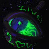 #28: Live and Love Size: 2.48 Price: $120