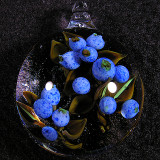 Blueberry Bling  Size: 1.63  Price: SOLD