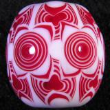 Nobuko Kawahara, Mask of the Hypnotist Size: 0.87 Price: SOLD
