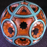 #20: Geodesic Fragility Size: 2.74 Price: $1,550