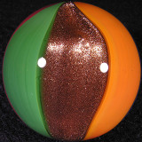 Golden Beachball Size: 1.48 Price: SOLD