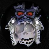 John Kobuki & Bob Snodgrass: Hungry Skullcap Size: 1.62 Price: SOLD