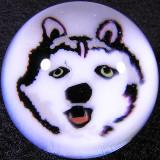 Ken Schneidereit, The Wolf Size: 1.04 Price: SOLD
