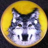The Wolf  Size: 1.35  Price: SOLD