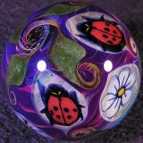 Ladybug Lane Size: 1.46 Price: SOLD