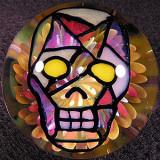 Graffiti Before Death Size: 1.75 Price: SOLD