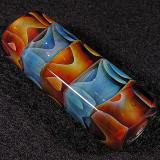 #44: Boro Stack 7 Size: 1.32 x 0.43 Price: $160