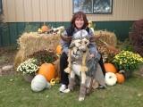 Diz and Me Halloween Oct 2013