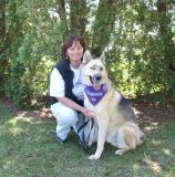 April 2014 - Me and Diz @ Bark for Life charity walk