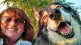 July 2015 - Best selfie ever. Me and Winnie.