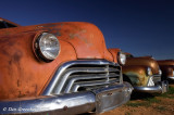 1946 or 47 Oldsmobiles
