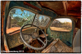 1938 International Truck cab