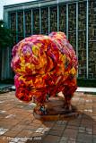 Painted Buffalo Tree of Life