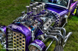 Hemi in a Purple Model A