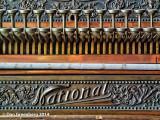 Old Cash Register Detail