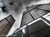 Looking Up- Willis Tower