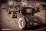 Almost Twins - 2 1930 Ford Model A's