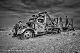 1937 Chevy Truck, Cisco, Utah, 2012