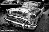 1954 Buick, Lampasas, Texas, 2010