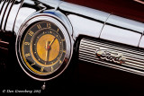 1946 Ford Clock