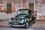 1940 Ford Stake Truck
