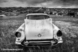 1955 Oldsmobile, Peyton, Colorado, 2014