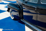 Reflections on a 1941 Cadillac