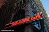 Paramount Cafe Neon