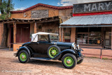 Larry's 1931 Ford Model A Cabriolet