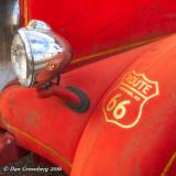 1949 Mack Fire Truck